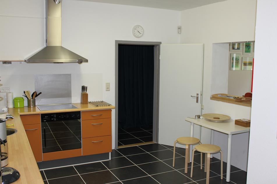 Küche Innenraum