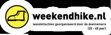 u vindt ons ook op www.weekendhike.nl